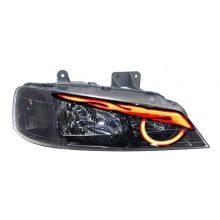چراغ جلو خودرو طرح انگری آتشی مناسب برای پژو پارس